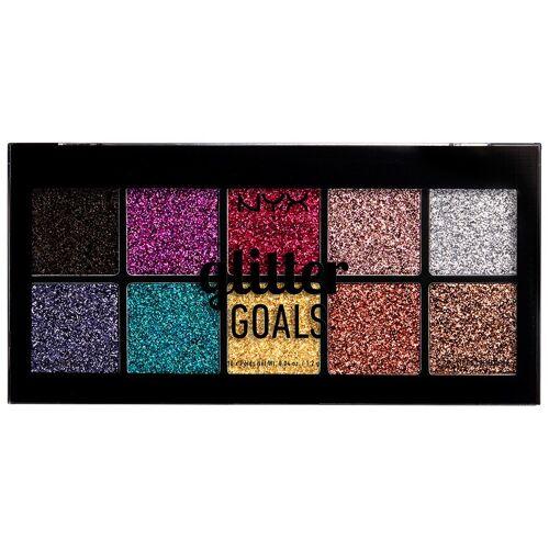 NYX Professional Makeup Lidschattenpalette 102.39 g Damen