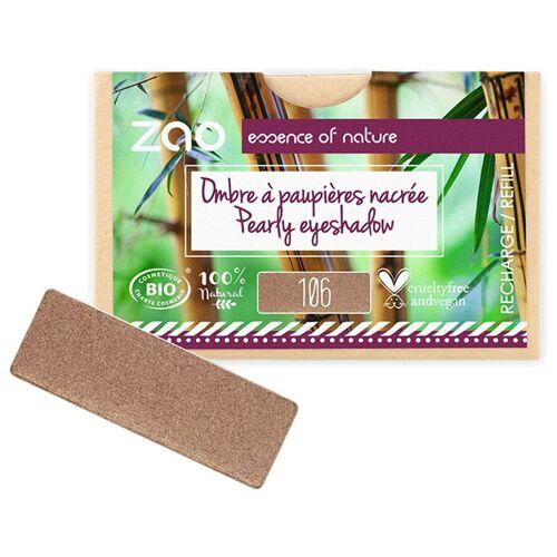ZAO 106 - Bronze Lidschatten 1.3 g
