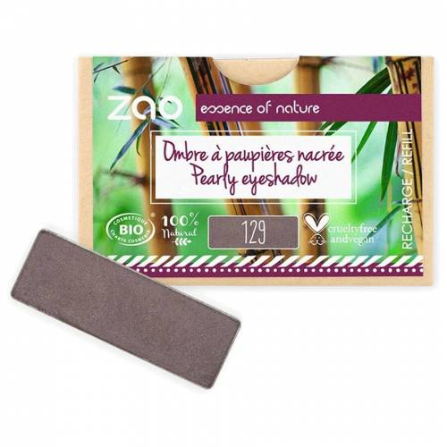 ZAO 129 - Taupe Lidschatten 1.3 g