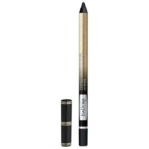 Isadora Nr. 60 - Black Kajalstift 1.3 g Damen
