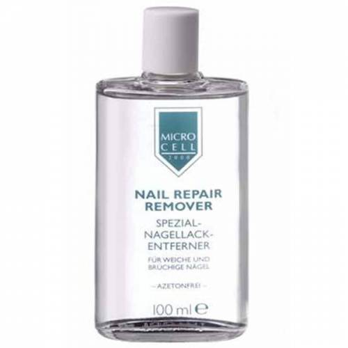 Microcell Nail Repair Remover Nagellackentferner 100ml