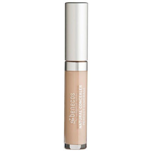 benecos Foundation Gesichts-Make-up Concealer 5ml Silber
