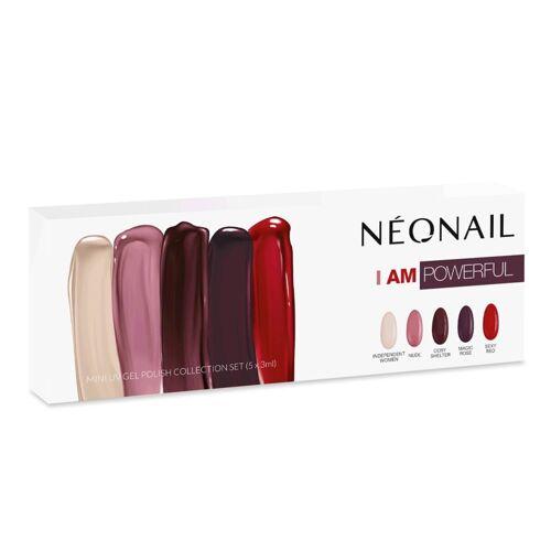 NEONAIL Sets Nagel-Make-up Nagellack Rosegold   Rosegold