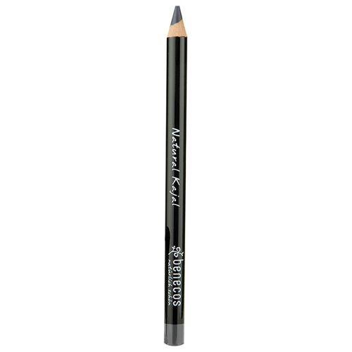 benecos Liner Augen-Make-up Kajalstift 4g Grau