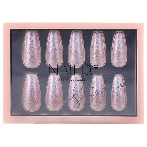 NAILD künstliche Fingernägel Nagel-Make-up