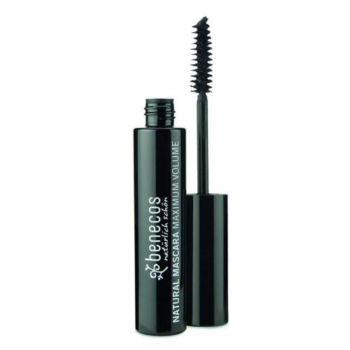 benecos Natural Mascara Maximum Volume - Smooth brown 8ml