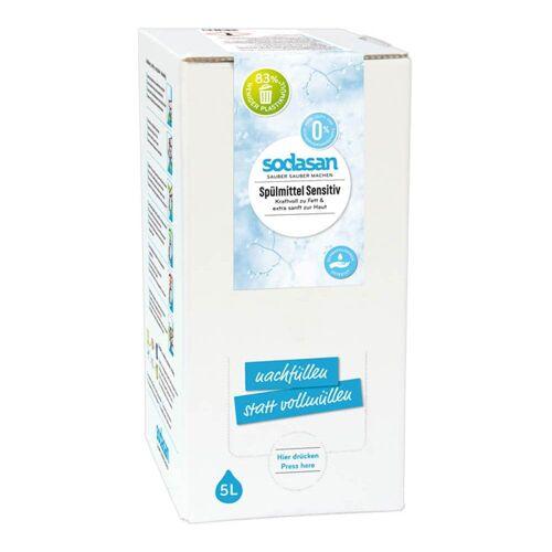 Sodasan Spülmittel - Sensitiv 5L