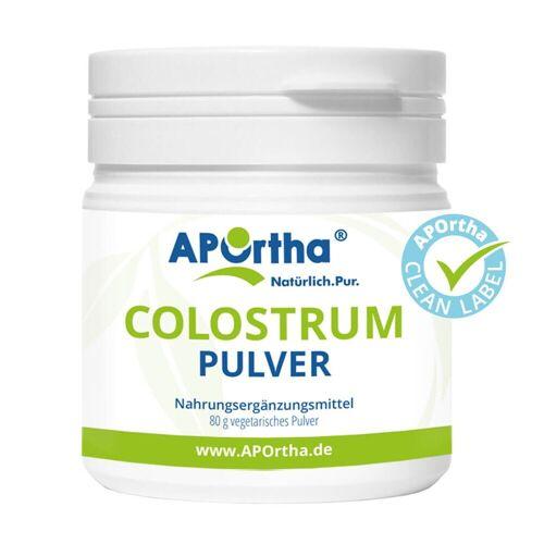 APOrtha APOrtha® Colostrum-Pulver - 80 g
