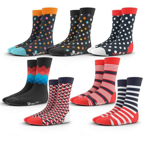 Magic Socks Magic Socks Magic Socks 7er-Pack
