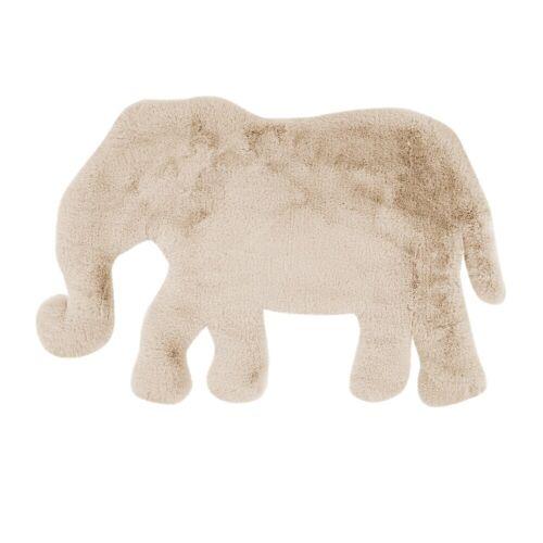 Gallazzo Kinderteppich Elefant-Motiv 60cm x 90cm