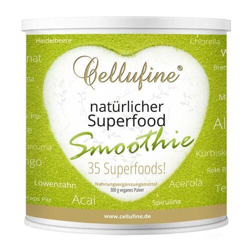 Cellufine Cellufine® natürlicher Superfood-Smoothie - 300 g veganes Pulver