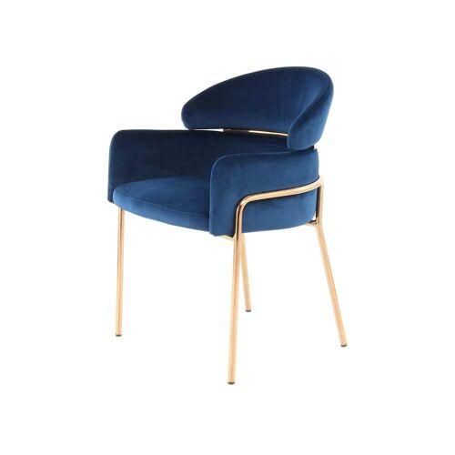 Gallazzo Stuhl in ausgefallenem Design