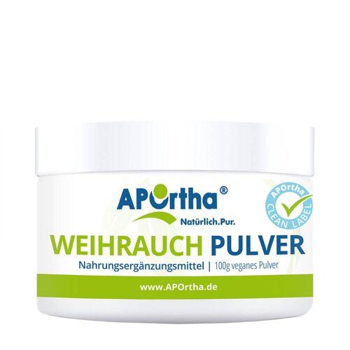 APOrtha APOrtha® Weihrauch - Boswellia Serrata - 100 g Pulver