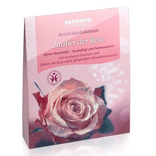 Sensena Aromabadekissen - Zauber der Rose 60g