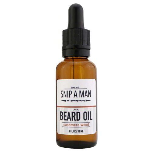 SNIP A MAN Beard Oil Cashmere Wood