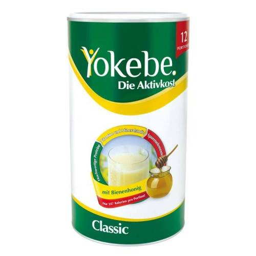 Yokebe Yokebe Classic Neue Formel Pulver