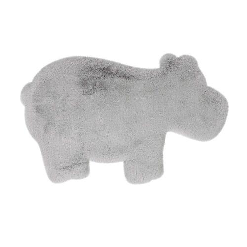 Gallazzo Kinderteppich Hippo-Motiv