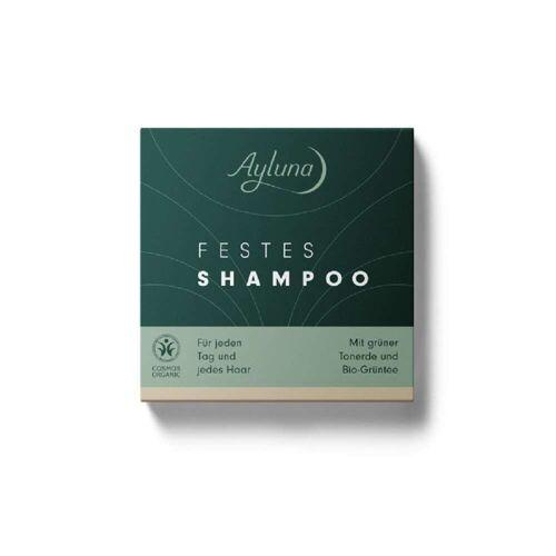 Ayluna Naturkosmetik Festes Shampoo - Für jeden Tag 60g