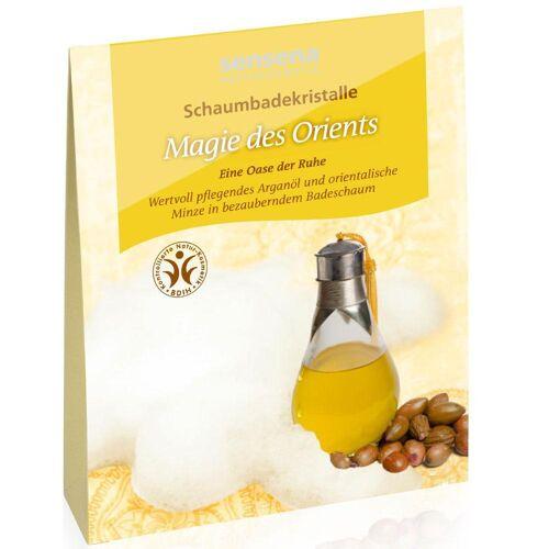 Sensena Schaumbadkristalle - Magie des Orients 100g