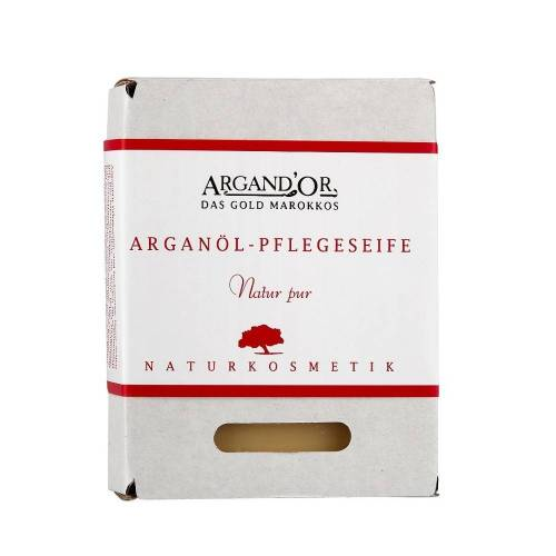 ARGAND'OR Arganöl - Pflegeseife Natur 100g
