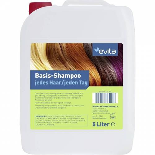 Evita Jedes Haar Basis Shampoo
