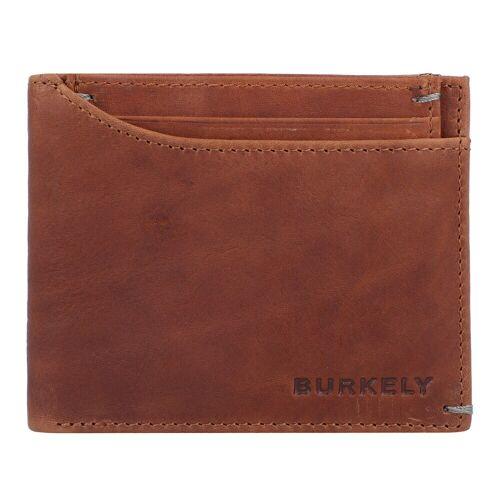 Burkely Burkely Antique Avery Geldbörse RFID Leder 11 cm