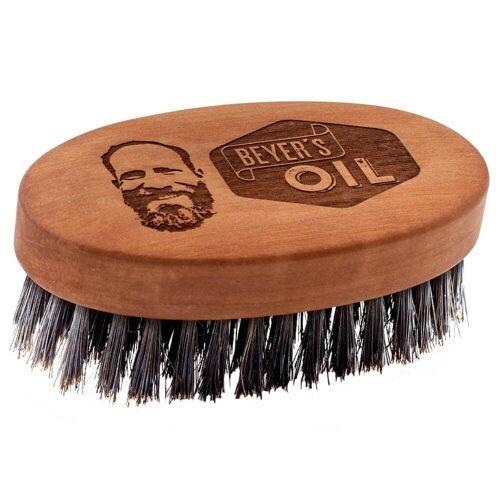 Beyer's Oil Bartbürste Groß