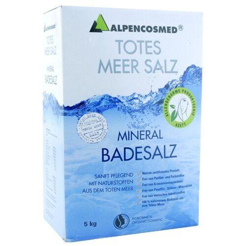 Cadion AS Alpencosmed Totes Meer Salz Mineral Badesalz