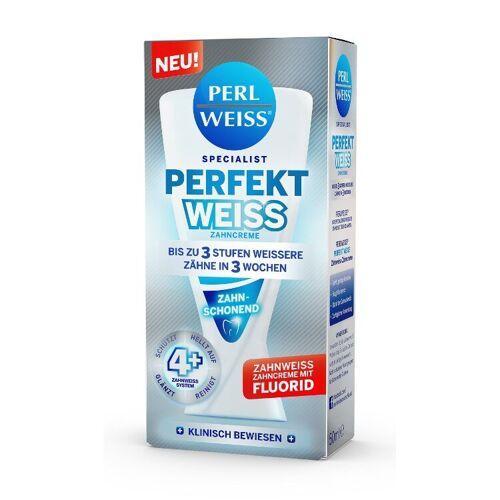 Perlweiss Perlweiss Perfekt Weiss Zahncreme