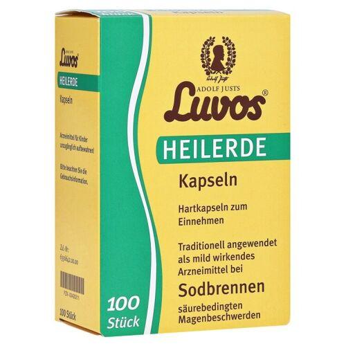 Luvos Heilerde Luvos HEILERDE Kapseln