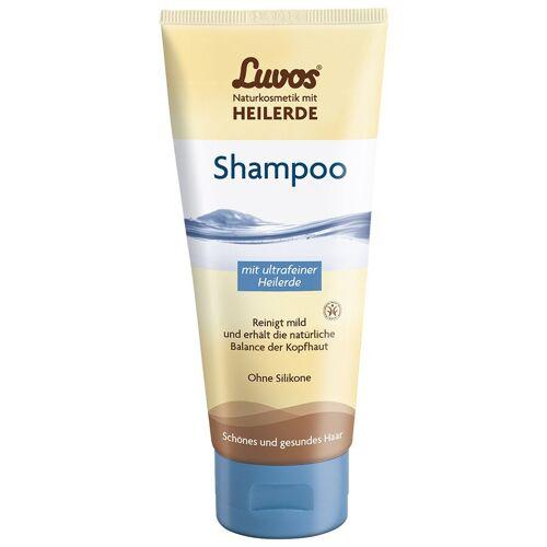 Luvos Naturkosmetik Shampoos Haarpflege Haarshampoo 200ml