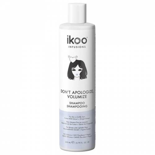 ikoo Shampoo Haare Haarshampoo 250ml