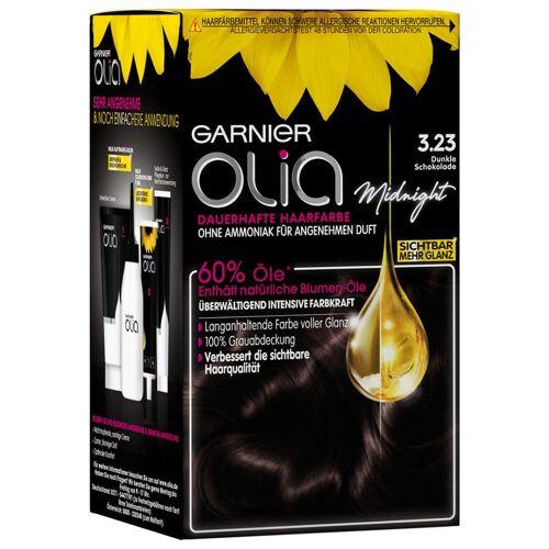 Garnier Nr. 3.23 - Dunkle Schokolade Haarfarbe