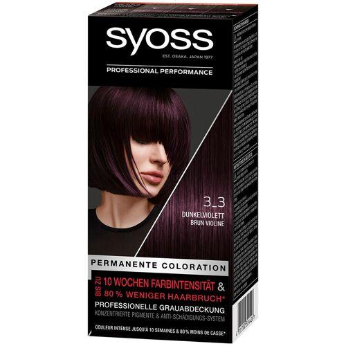 syoss Haarfarben Haare