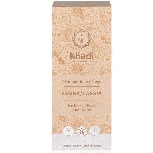 Khadi Naturkosmetik Pflanzenhaarfarben - Senna/Cassia 100g