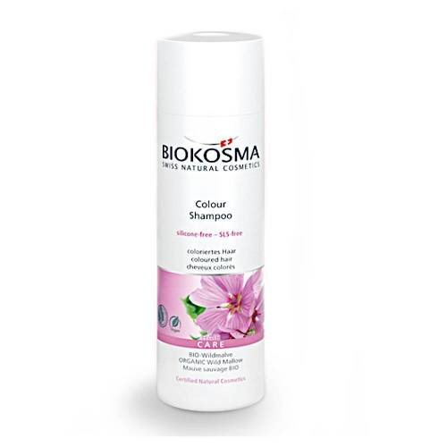 Biokosma Wildmalve - Color & Care Shampoo 200ml