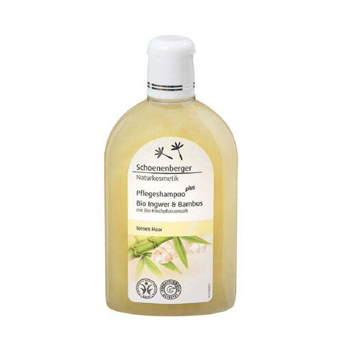 Schönenberger Shampoo plus - Ingwer & Bambus 250ml