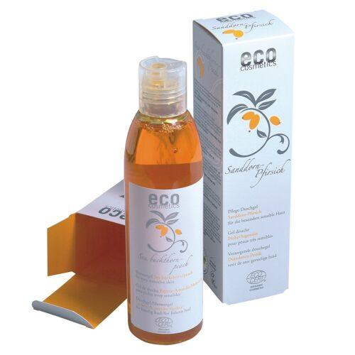 ECO Cosmetics Sanddorn Pfirsich - Duschgel 200ml