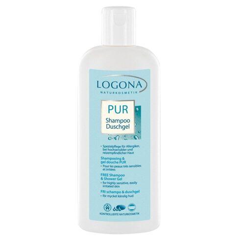 Logona Pur - Shampoo & Duschgel 250ml