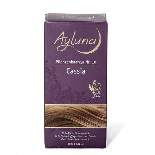 Ayluna Naturkosmetik Haarkur - Nr.10 Cassia 100g
