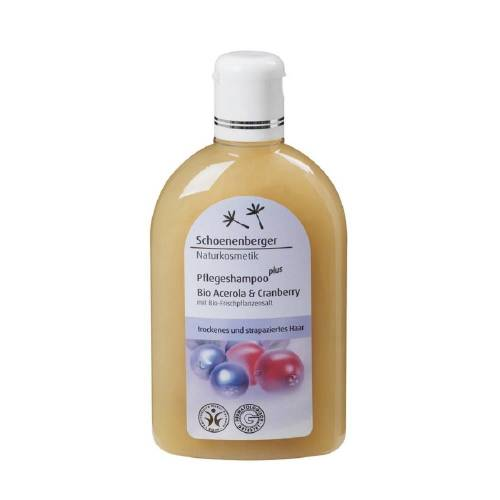 Schönenberger Shampoo plus - Acerola & Cranberry 250ml