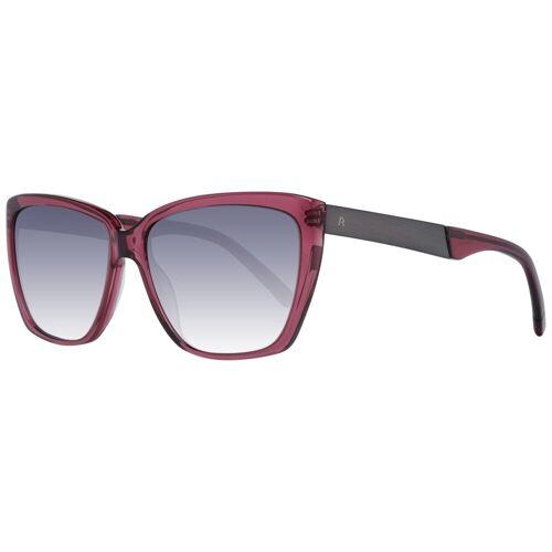 Rodenstock Klassische Damen Sonnenbrille Rot