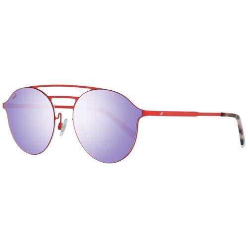 Web Edele Unisex Sonnenbrille Rot