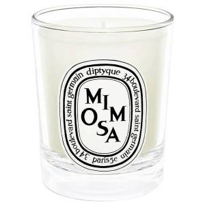 Diptyque Mimosa 70g Mini Candle Mimosa Kerze 70g