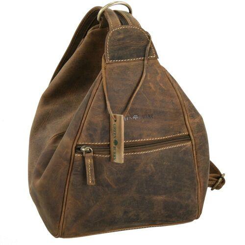 Greenburry Greenburry Vintage Rucksack Leder 26 cm