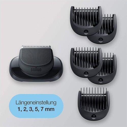 Braun EasyClick Aufsatz Barttrimmer S5-7 für Rasierer Modelle ab 2020