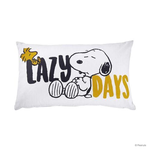 BUTLERS PEANUTS Kissen Snoopy Lazy Days L 50 x B 30cm