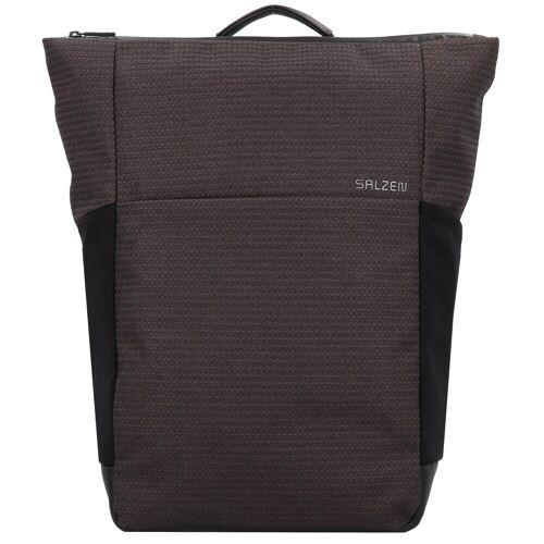 Salzen Salzen Plain Rucksack RFID 48 cm Laptopfach