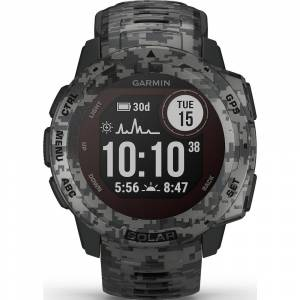 Garmin Smartwatch Digital Akku Grün Grün 32014031 Damen