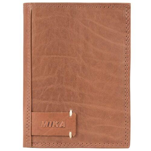 Mika Mika Accessoires Geldbörse Leder 9,5 cm